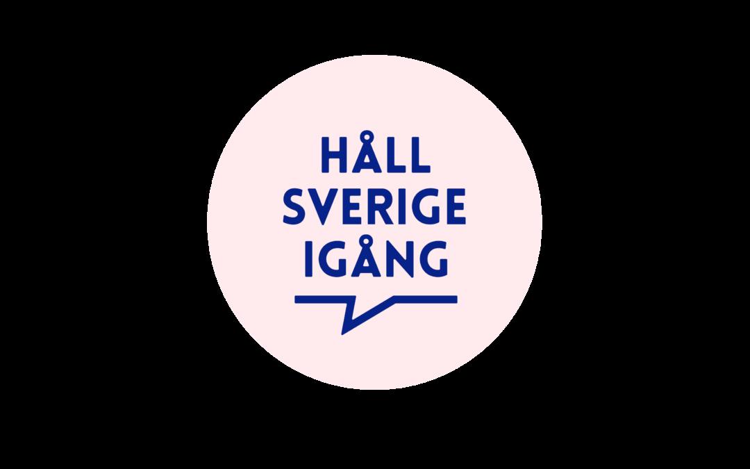 Håll Sverige igång!